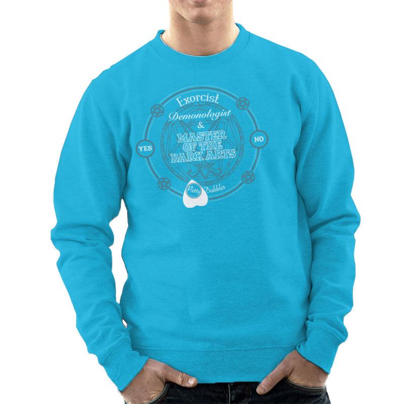 Petty Dabbler Master Of The Dark Arts Men's Sweatshirt Men's Sweatshirt Cloud City 7 - 10