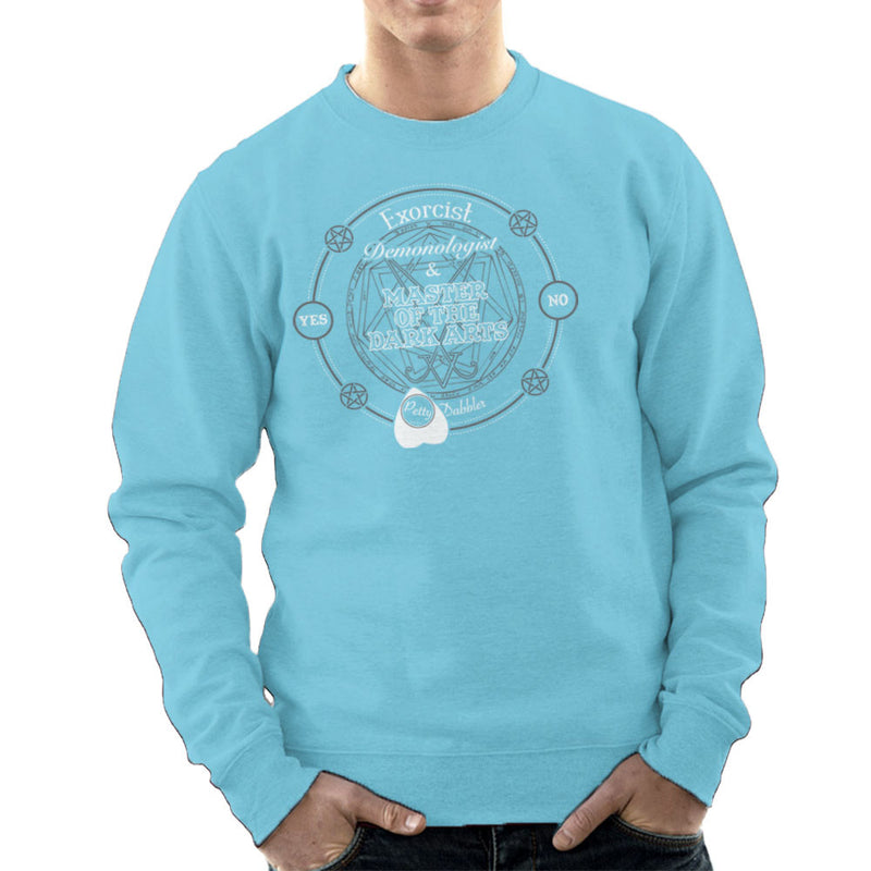 Petty Dabbler Master Of The Dark Arts Men's Sweatshirt Men's Sweatshirt Cloud City 7 - 11