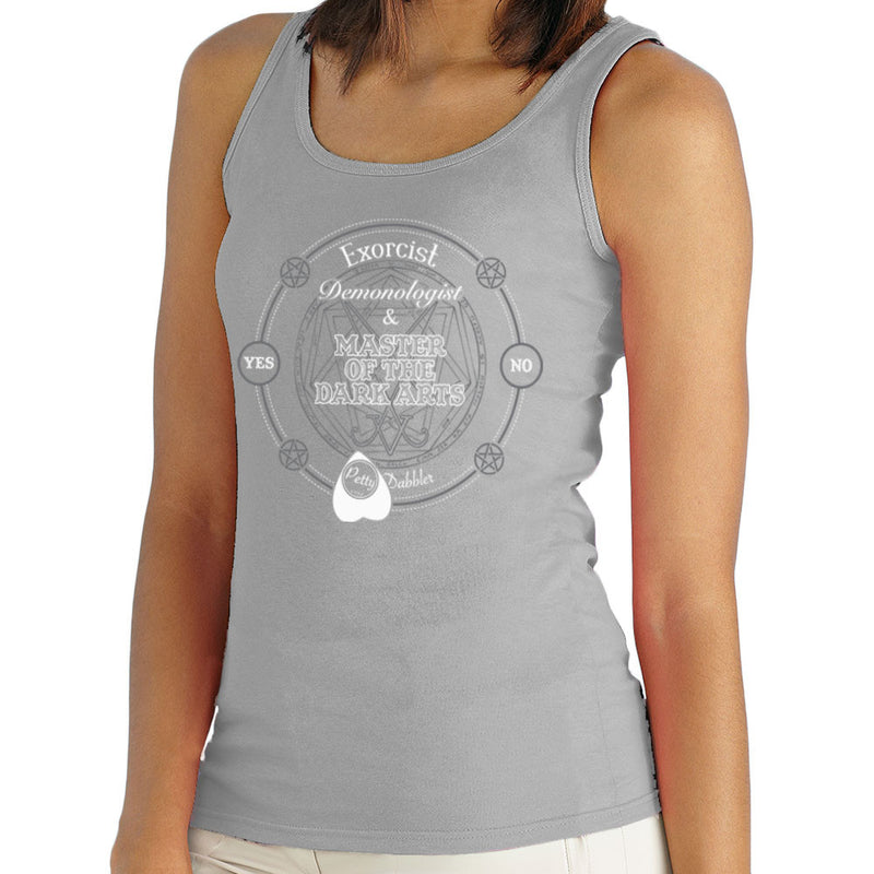 Petty Dabbler Master Of The Dark Arts Women's Vest by Fanboy30 - Cloud City 7