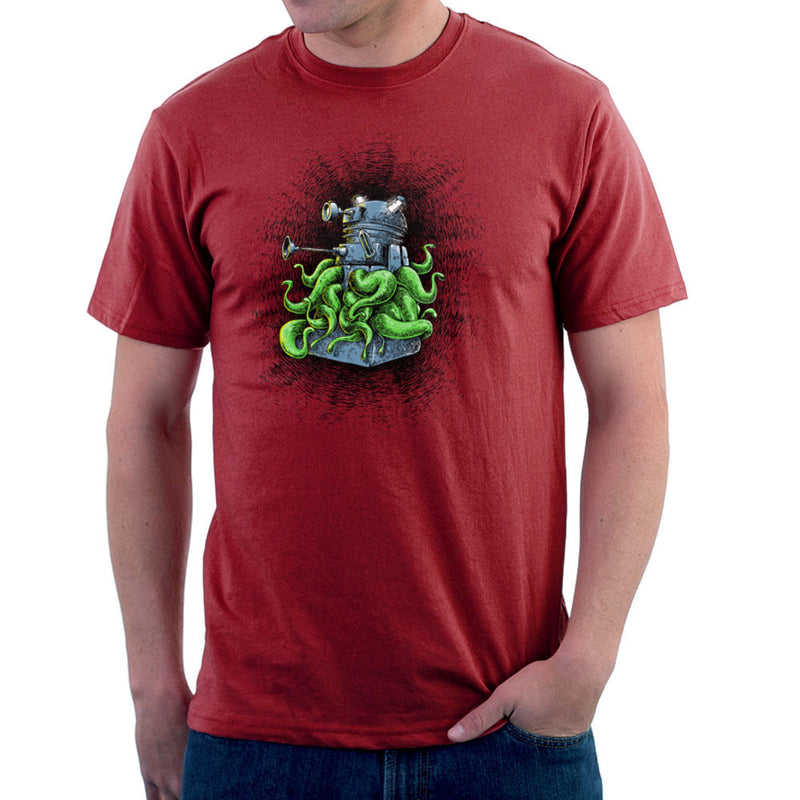 Doctor Who Dalek Tentacles Men's T-Shirt Men's T-Shirt Cloud City 7 - 15