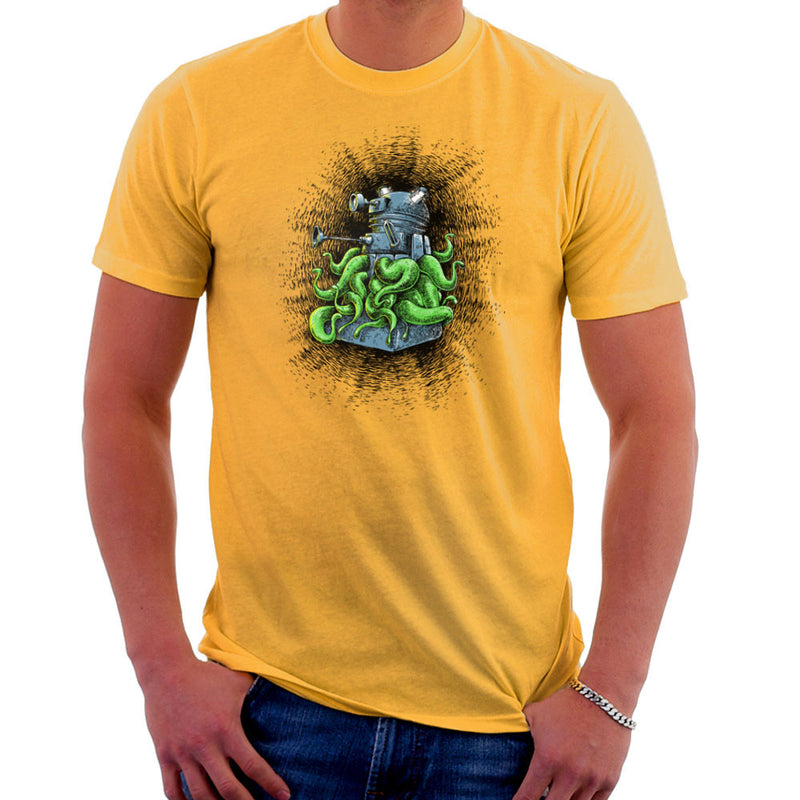 Doctor Who Dalek Tentacles Men's T-Shirt Men's T-Shirt Cloud City 7 - 18