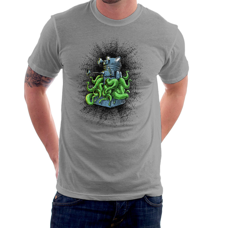 Doctor Who Dalek Tentacles Men's T-Shirt Men's T-Shirt Cloud City 7 - 5