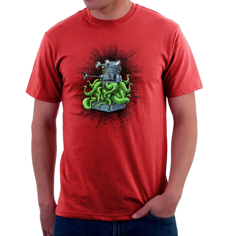 Doctor Who Dalek Tentacles Men's T-Shirt Men's T-Shirt Cloud City 7 - 16