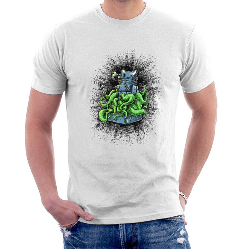 Doctor Who Dalek Tentacles Men's T-Shirt Men's T-Shirt Cloud City 7 - 6