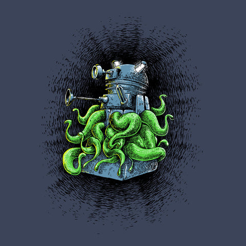 Doctor Who Dalek Tentacles