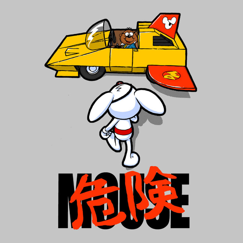 Danger Mouse Akira Penfold Flying Car by Bleee - Cloud City 7