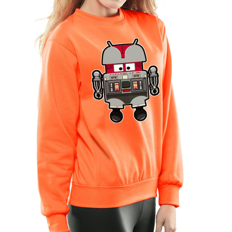 V.I.N.CENT L.F 396 Droid The Black Hole Android Women's Sweatshirt Women's Sweatshirt Cloud City 7 - 17