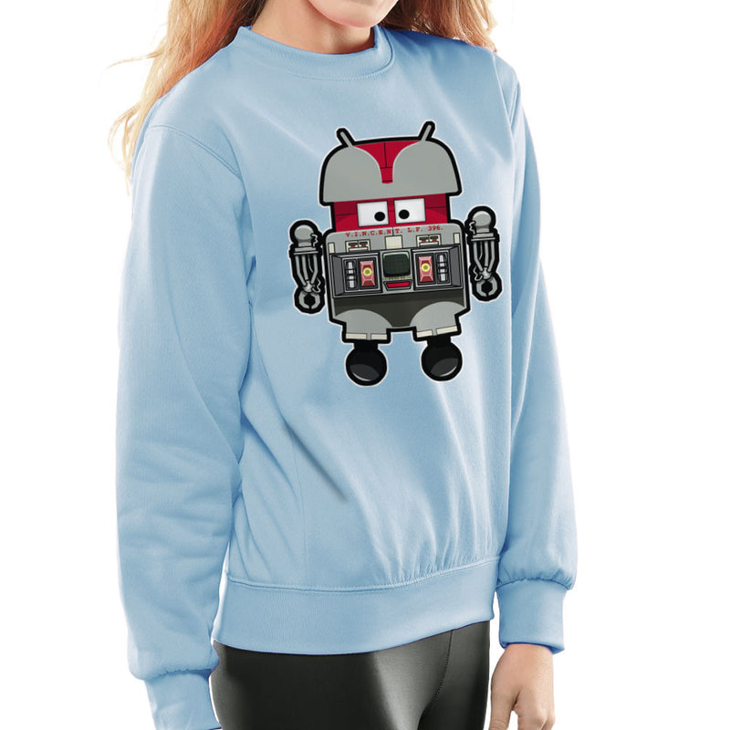 V.I.N.CENT L.F 396 Droid The Black Hole Android Women's Sweatshirt Women's Sweatshirt Cloud City 7 - 11