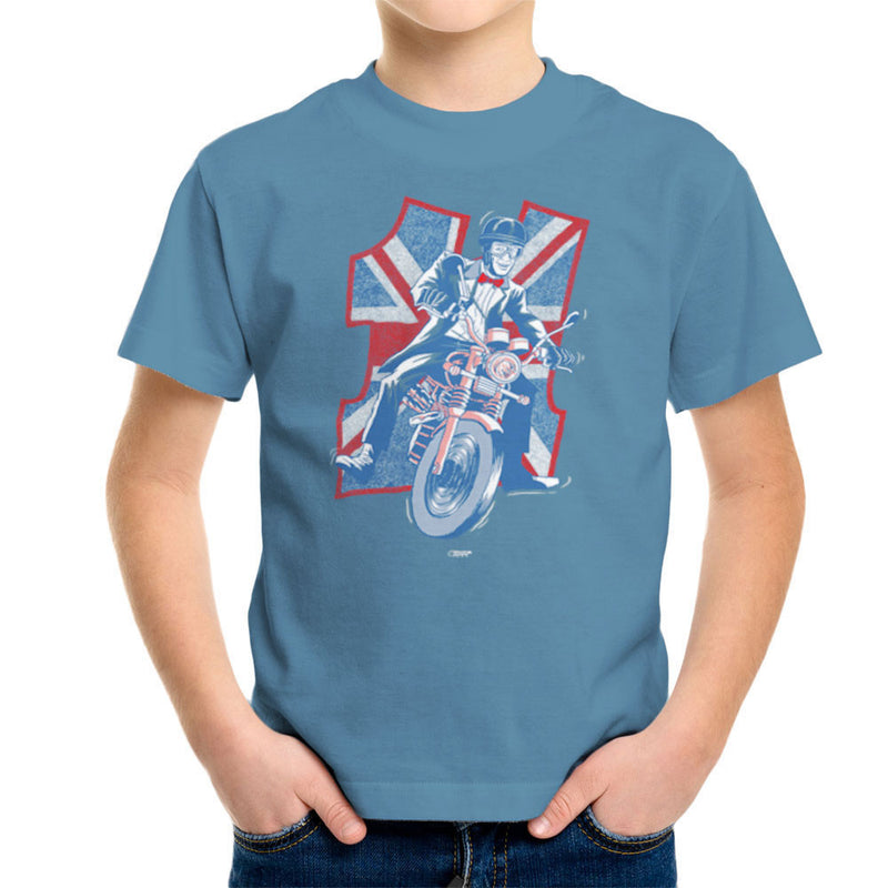 Dr Who Eleventh Doctor Kid's T-Shirt by Gimetzco - Cloud City 7