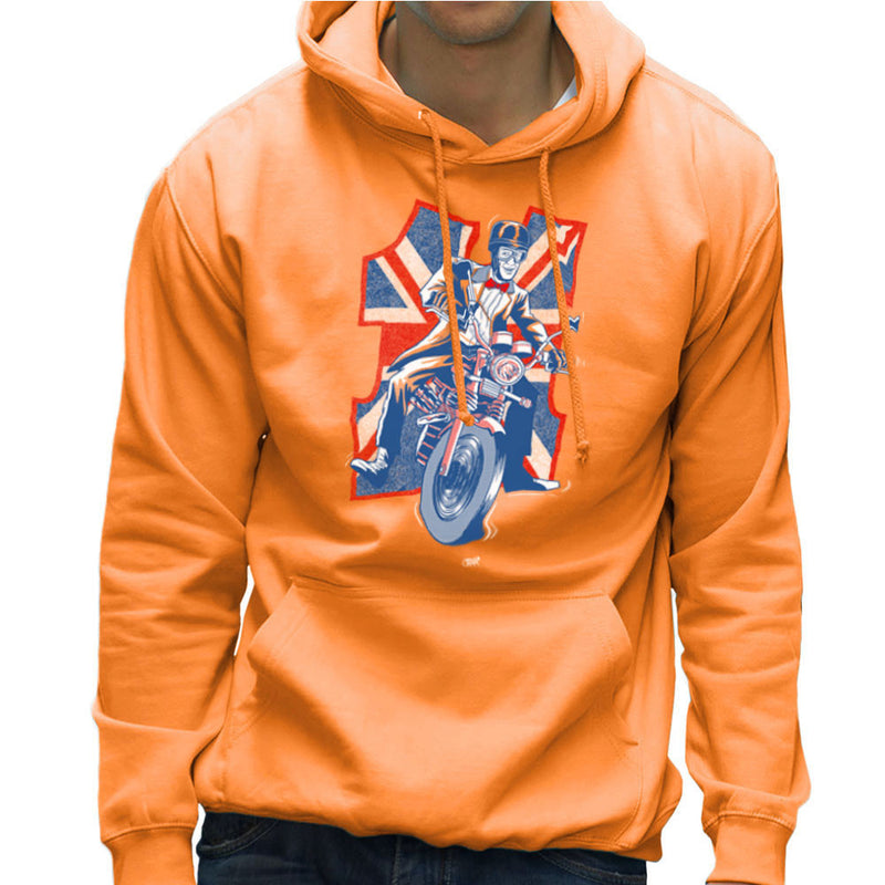 Dr Who Eleventh Doctor Men's Hooded Sweatshirt by Gimetzco - Cloud City 7