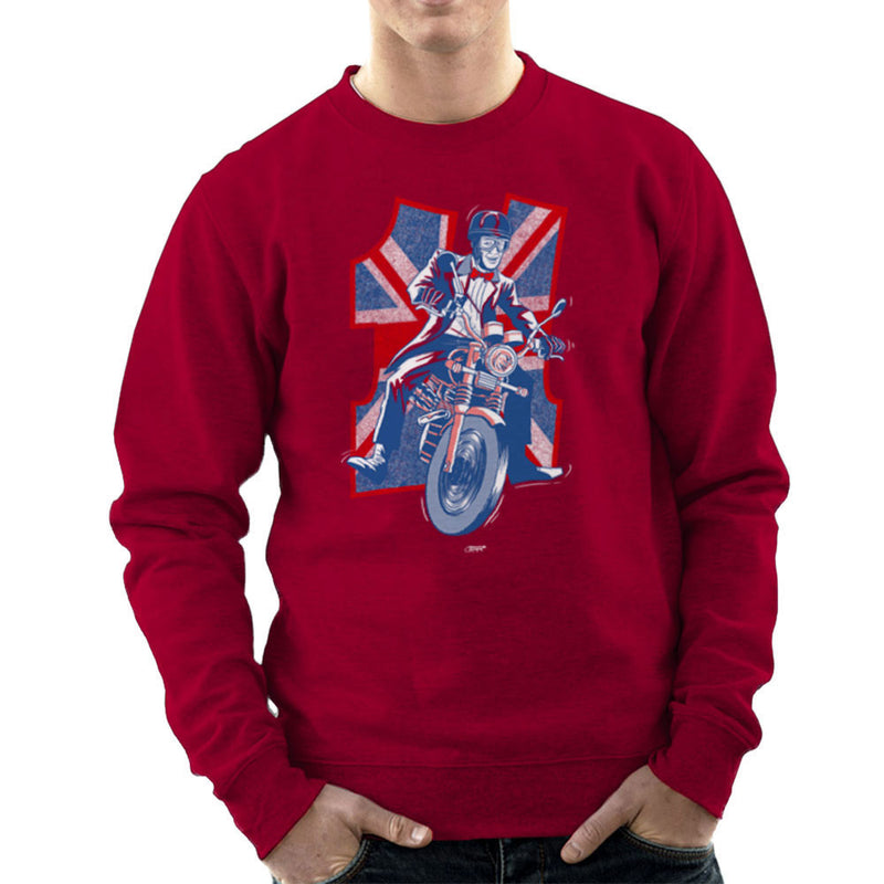 Dr Who Eleventh Doctor Men's Sweatshirt by Gimetzco - Cloud City 7