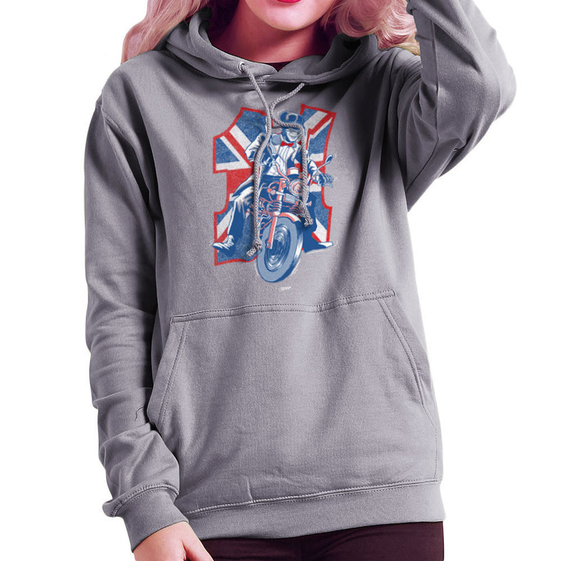 Dr Who Eleventh Doctor Women's Hooded Sweatshirt by Gimetzco - Cloud City 7