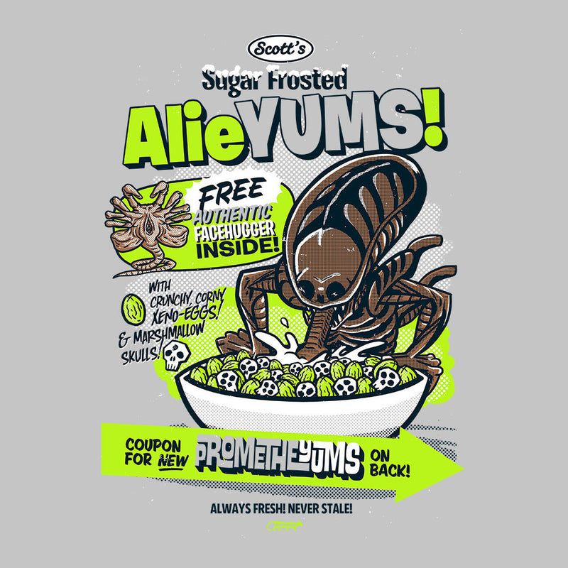 Alieyums Alien Cereal Men's Vest by Gimetzco - Cloud City 7