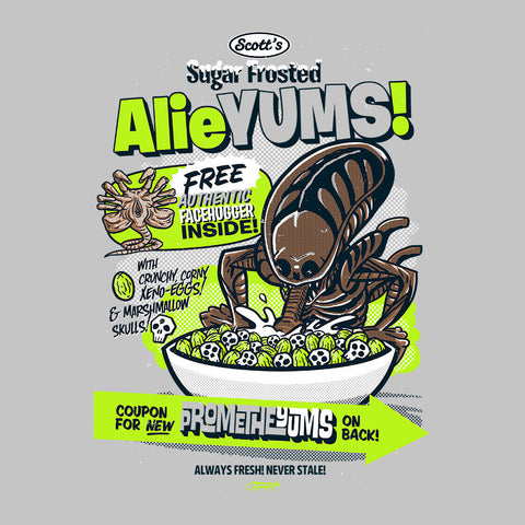 Alieyums Alien Cereal