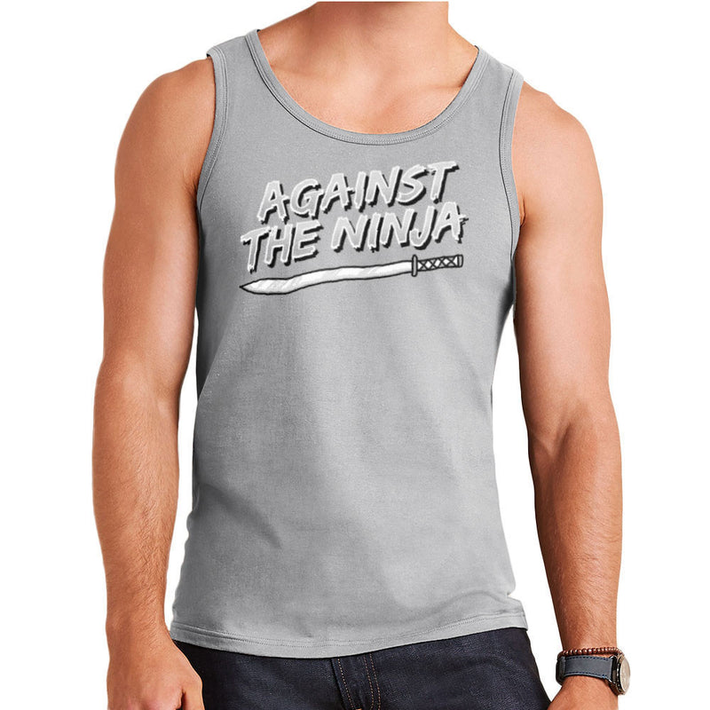 Against The Ninja Men's Vest by Gimetzco - Cloud City 7
