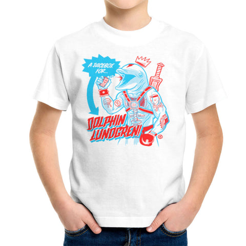 A Juice Box For Dolphin Lundgren Kid's T-Shirt