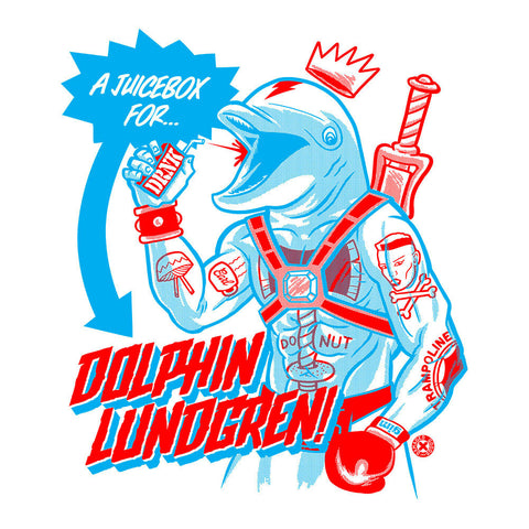 A Juice Box For Dolphin Lundgren