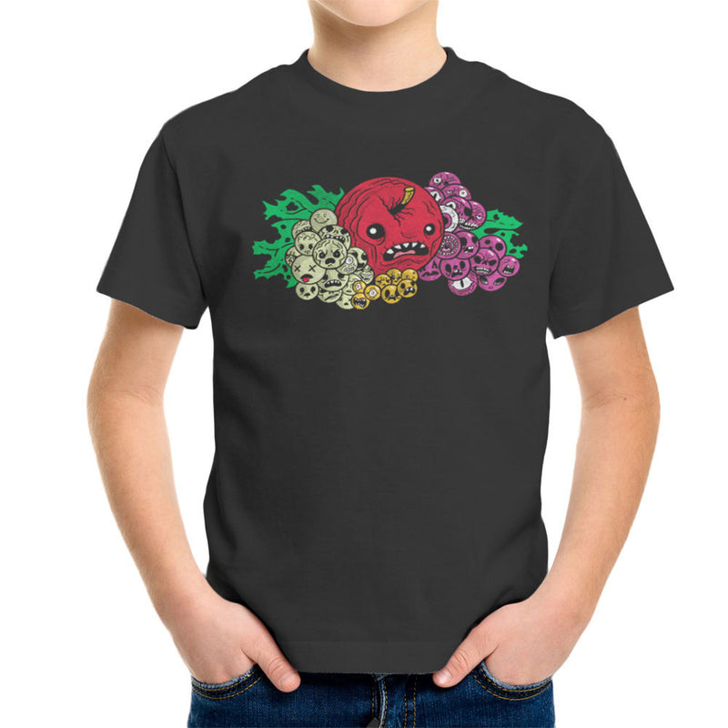 Fruit Of The Tomb Kid's T-Shirt by Gimetzco - Cloud City 7