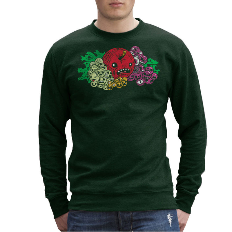 Fruit Of The Tomb Men's Sweatshirt by Gimetzco - Cloud City 7