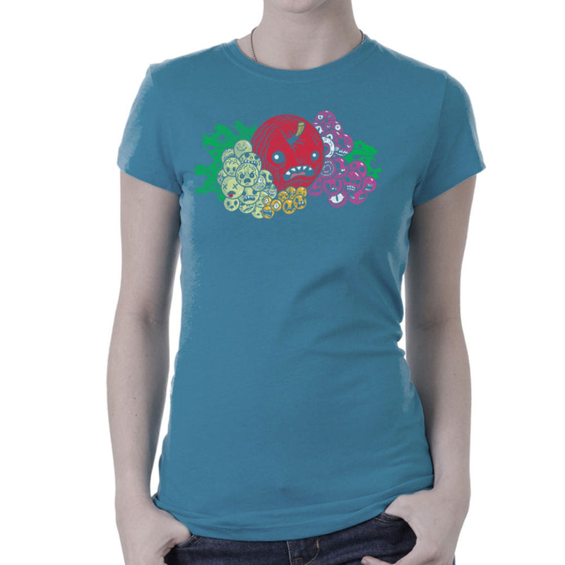 Fruit Of The Tomb Women's T-Shirt by Gimetzco - Cloud City 7