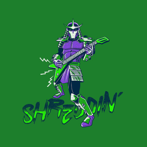 Shreddin Teenage Mutant Ninja Turtles Shredder