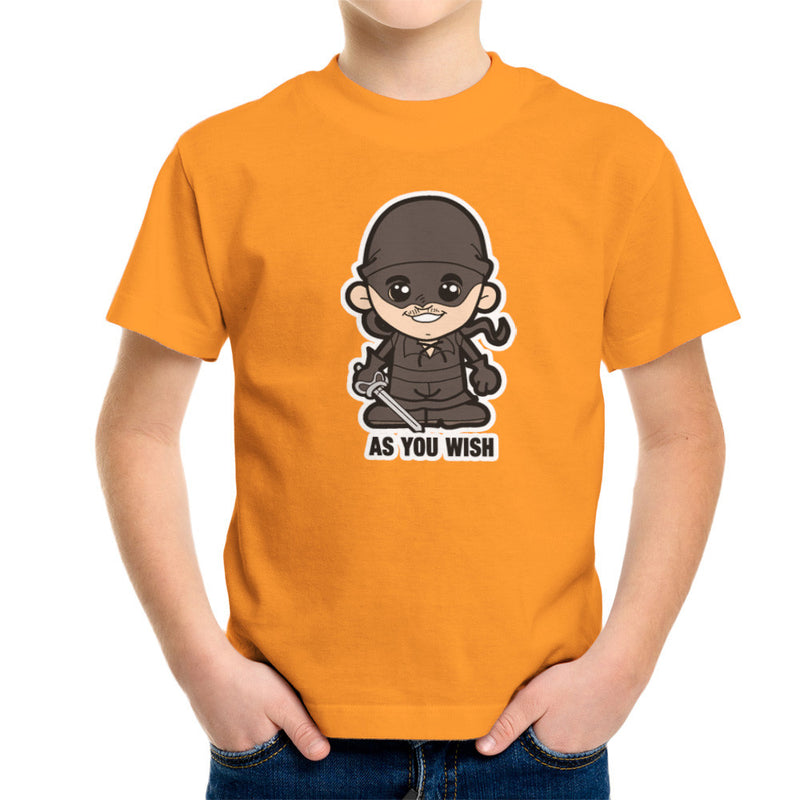 Lil Westley Princess Bride Kid's T-Shirt by TopNotchy - Cloud City 7
