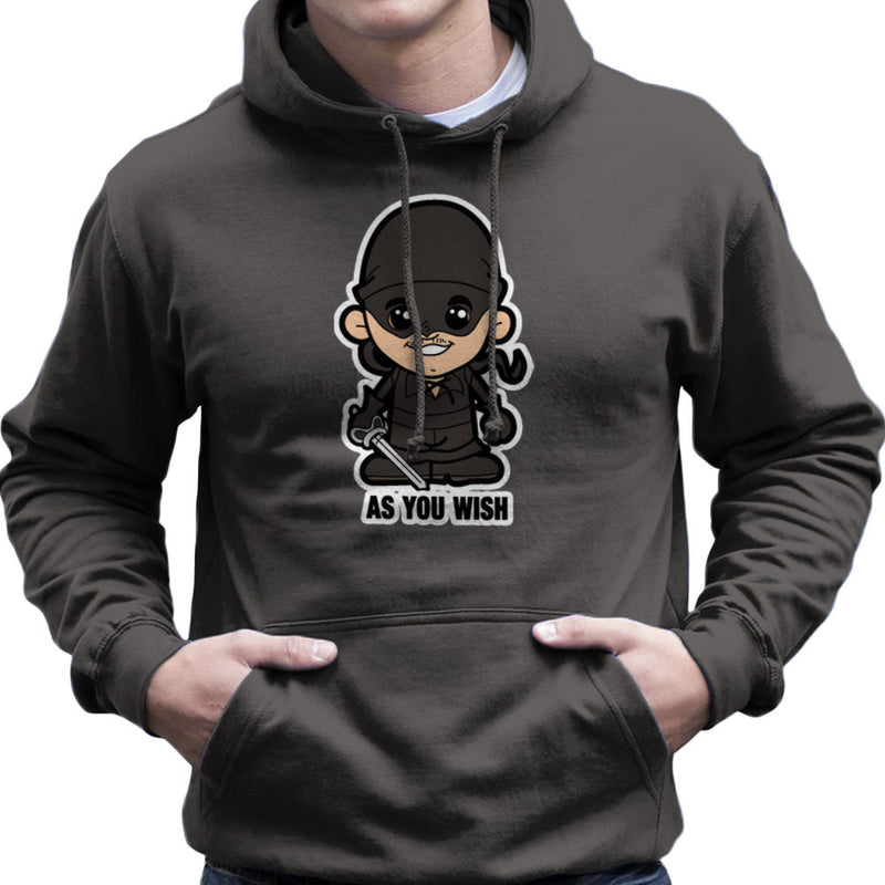 Lil Westley Princess Bride Men's Hooded Sweatshirt Men's Hooded Sweatshirt Cloud City 7 - 4