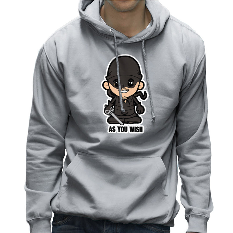 Lil Westley Princess Bride Men's Hooded Sweatshirt Men's Hooded Sweatshirt Cloud City 7 - 5