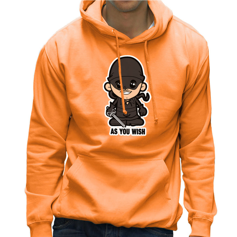 Lil Westley Princess Bride Men's Hooded Sweatshirt Men's Hooded Sweatshirt Cloud City 7 - 17