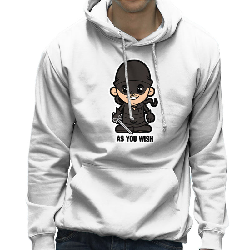 Lil Westley Princess Bride Men's Hooded Sweatshirt Men's Hooded Sweatshirt Cloud City 7 - 6