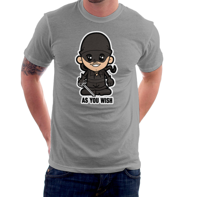 Lil Westley Princess Bride Men's T-Shirt by TopNotchy - Cloud City 7