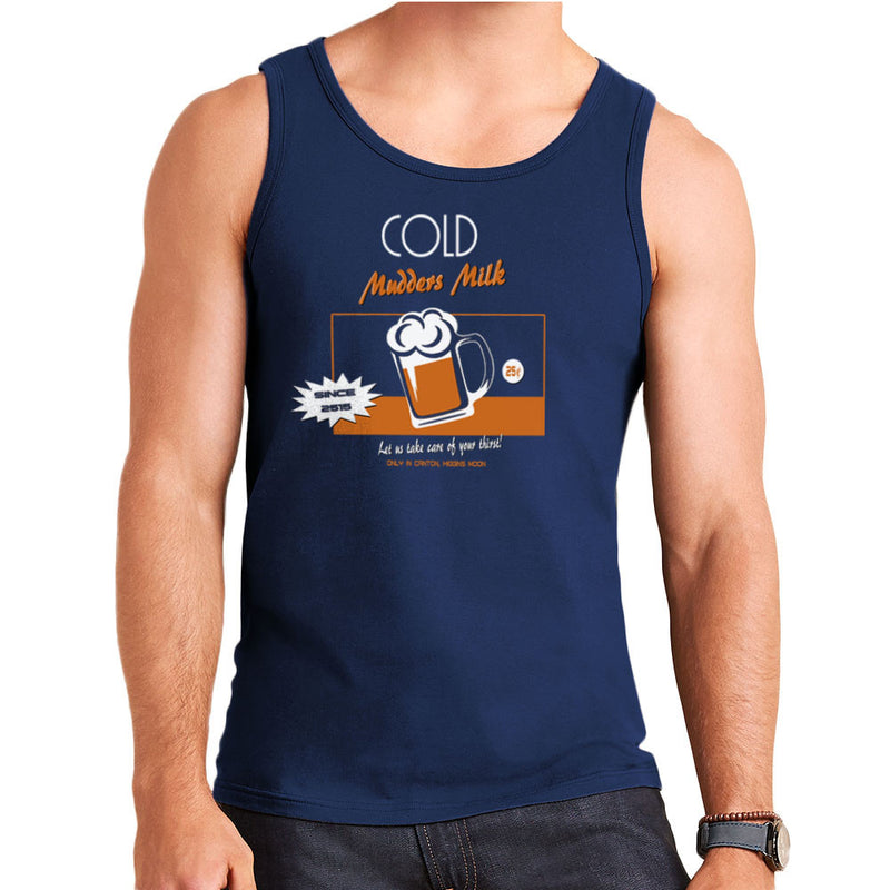 Mudders Milk Canton Higgins Moon Firefly Serenity Men's Vest by AndreusD - Cloud City 7
