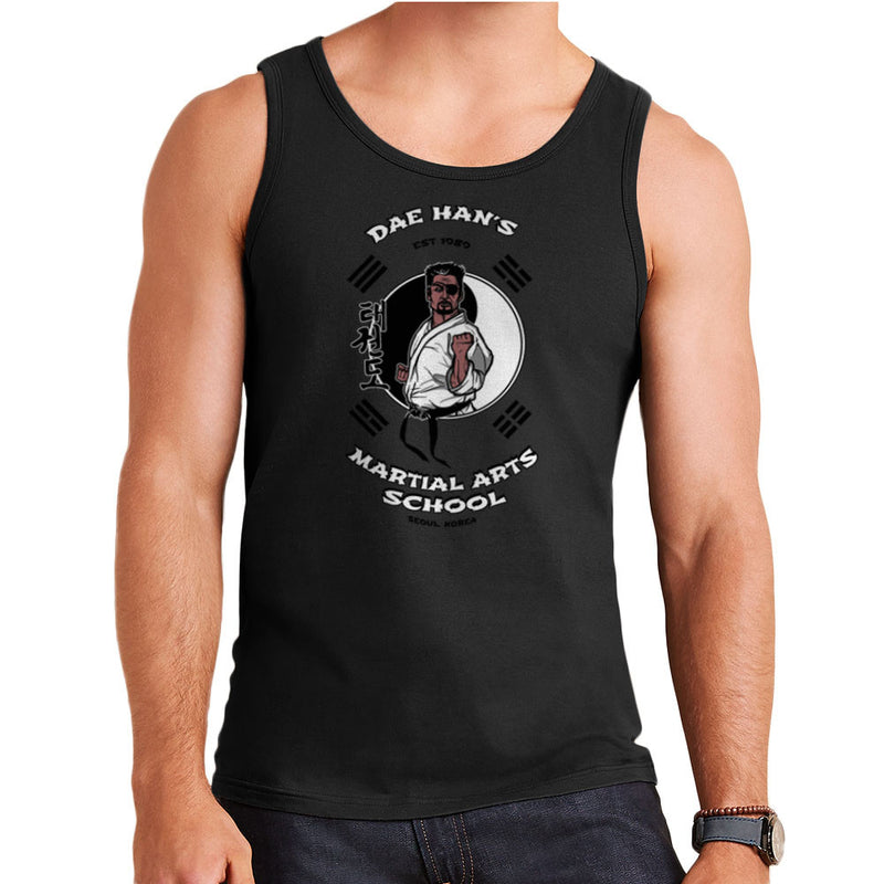 Dae Hans Martial Arts School Best of the Best Men's Vest Men's Vest Cloud City 7 - 2