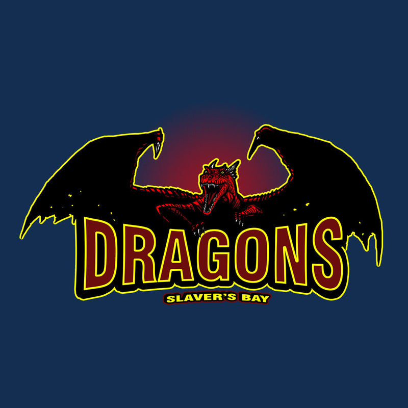 Slavers Bay Dragons Game of Thrones Daenerys Targaryen Women's T-Shirt by AndreusD - Cloud City 7