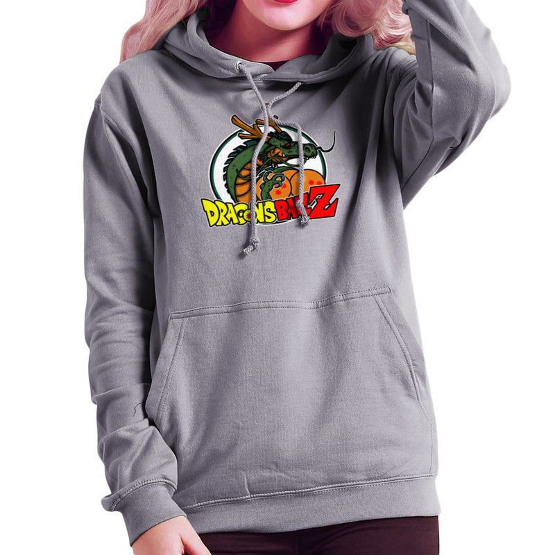 Dragons BallZ Dragon Ball Z Women's Hooded Sweatshirt by AndreusD - Cloud City 7