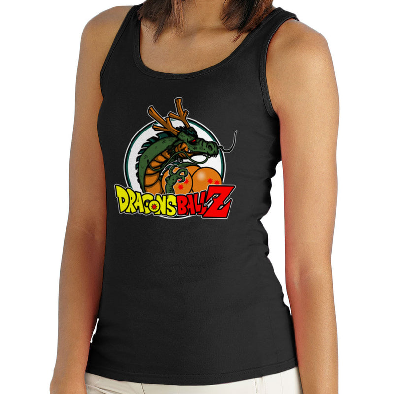 Dragons BallZ Dragon Ball Z Women's Vest by AndreusD - Cloud City 7