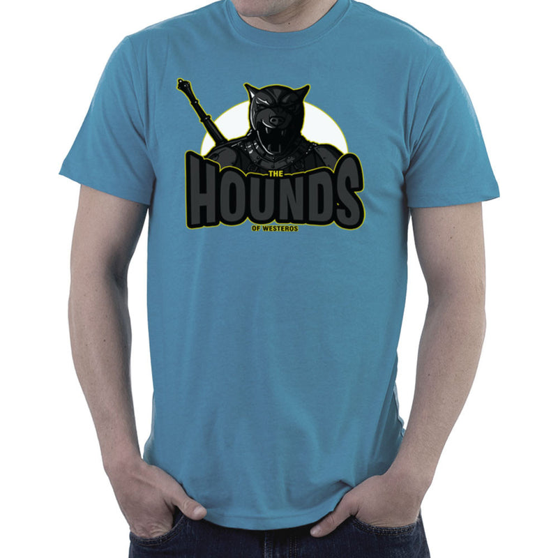 The Hounds of Westeros Sandor Clegane Game of Thrones Men's T-Shirt Men's T-Shirt Cloud City 7 - 9