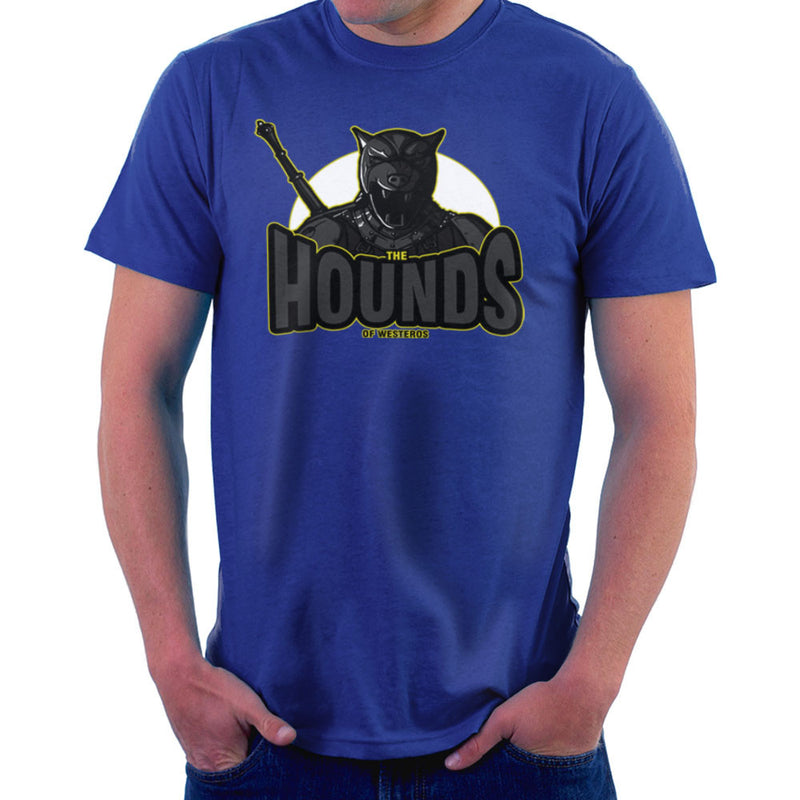 The Hounds of Westeros Sandor Clegane Game of Thrones Men's T-Shirt Men's T-Shirt Cloud City 7 - 8