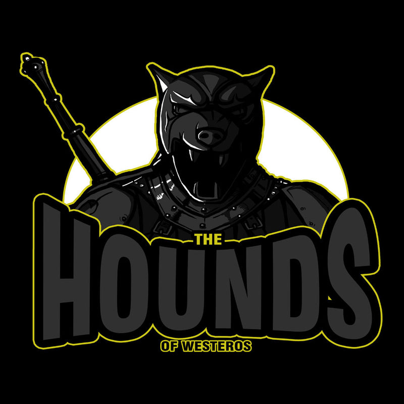 The Hounds of Westeros Sandor Clegane Game of Thrones Kid's T-Shirt Kid's Boy's T-Shirt Cloud City 7 - 3
