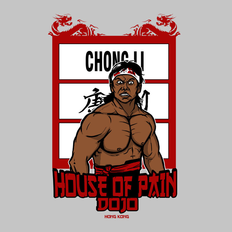 Chong Li House of Pain Bloodsport Kid's T-Shirt by AndreusD - Cloud City 7