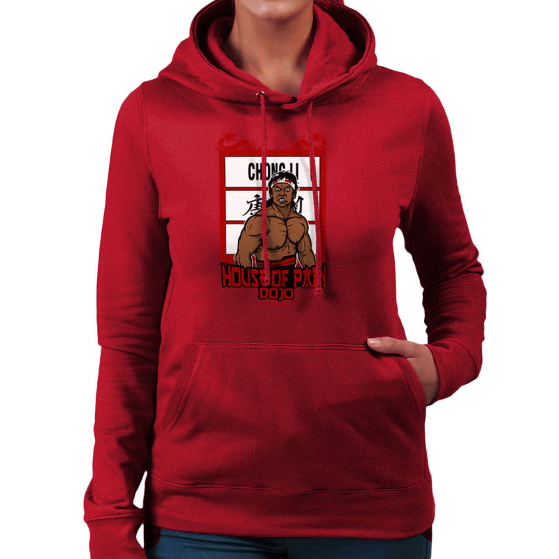 Chong Li House of Pain Bloodsport Women's Hooded Sweatshirt by AndreusD - Cloud City 7