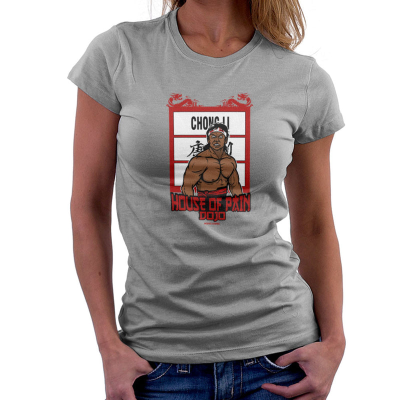Chong Li House of Pain Bloodsport Women's T-Shirt by AndreusD - Cloud City 7