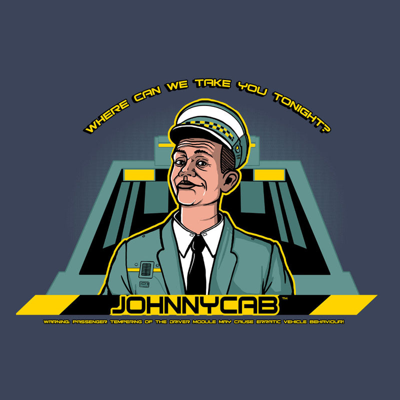 Johnny Cab Total Recall Men's Vest by AndreusD - Cloud City 7