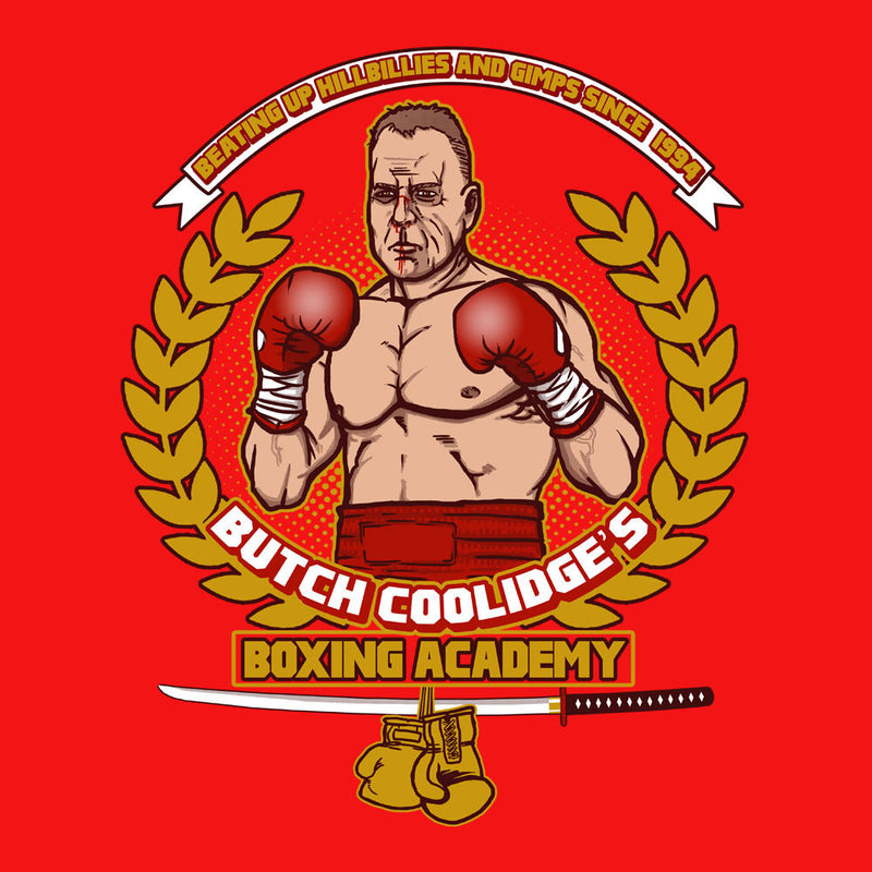 Butch Coolidges Boxing Academy Pulp Fiction by AndreusD - Cloud City 7