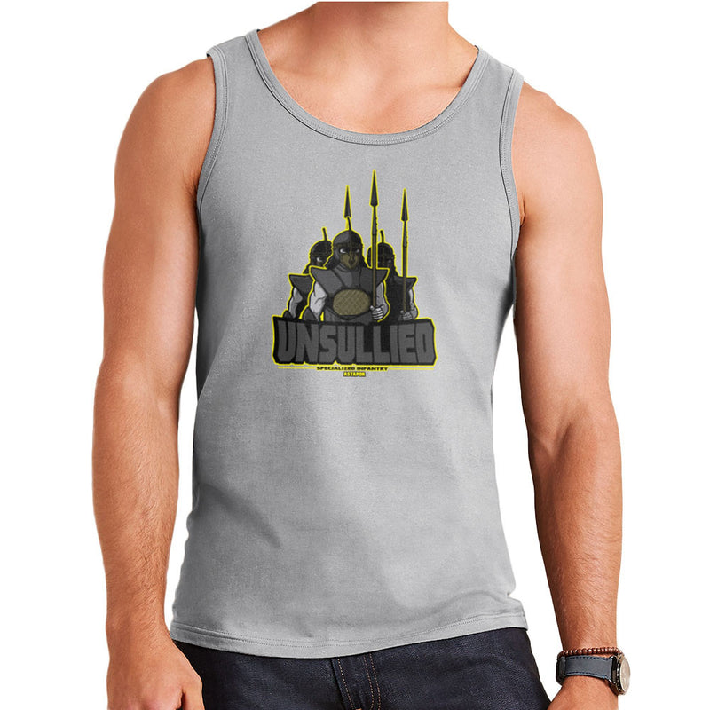 Unsullied Specialised Infantry Astapor Game of Thrones Men's Vest by AndreusD - Cloud City 7