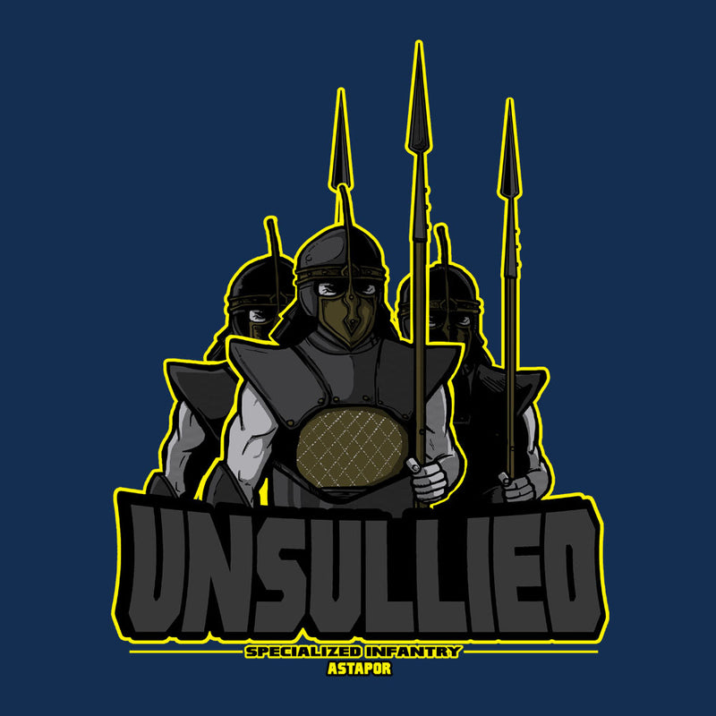 Unsullied Specialised Infantry Astapor Game of Thrones Women's Vest by AndreusD - Cloud City 7
