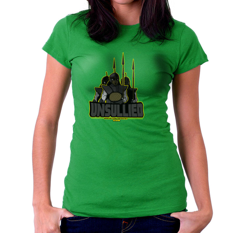 Unsullied Specialised Infantry Astapor Game of Thrones Women's T-Shirt Women's T-Shirt Cloud City 7 - 14
