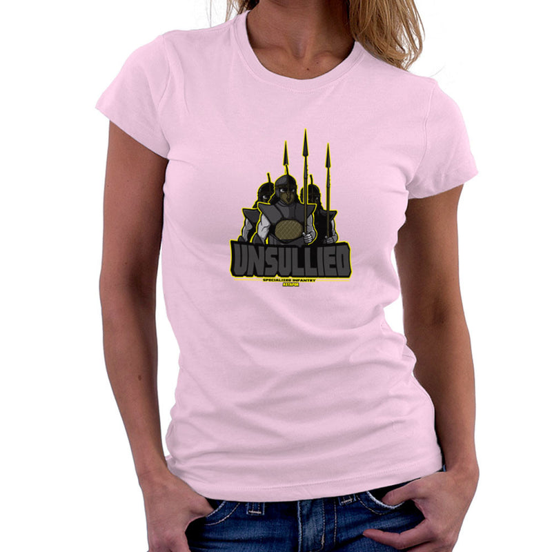 Unsullied Specialised Infantry Astapor Game of Thrones Women's T-Shirt Women's T-Shirt Cloud City 7 - 21