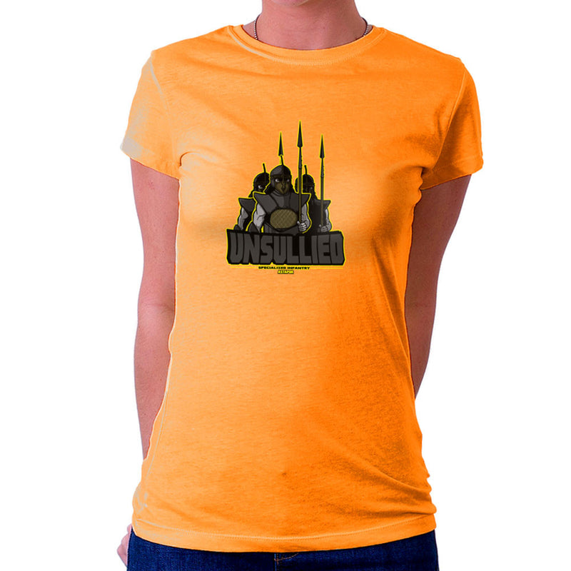 Unsullied Specialised Infantry Astapor Game of Thrones Women's T-Shirt Women's T-Shirt Cloud City 7 - 17