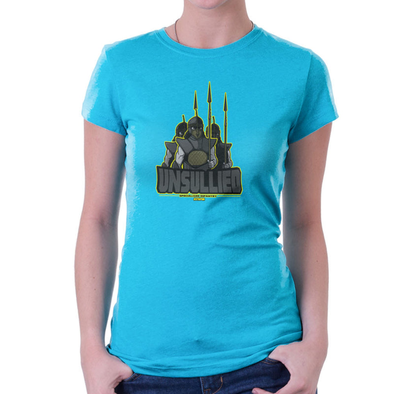 Unsullied Specialised Infantry Astapor Game of Thrones Women's T-Shirt Women's T-Shirt Cloud City 7 - 10